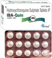 Hydroxychloroquine Sulphate IP 200mg.