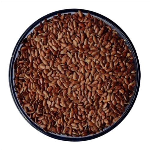 Roasted Flax Seeds Mouth Freshener
