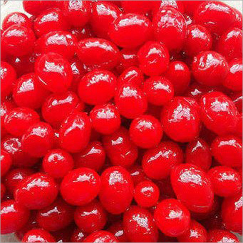 Red Cherry Karonda Pan Material Mouth Freshener Mukhwas