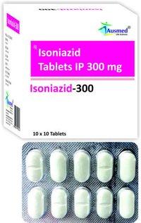 Isoniazid IP 300mg.