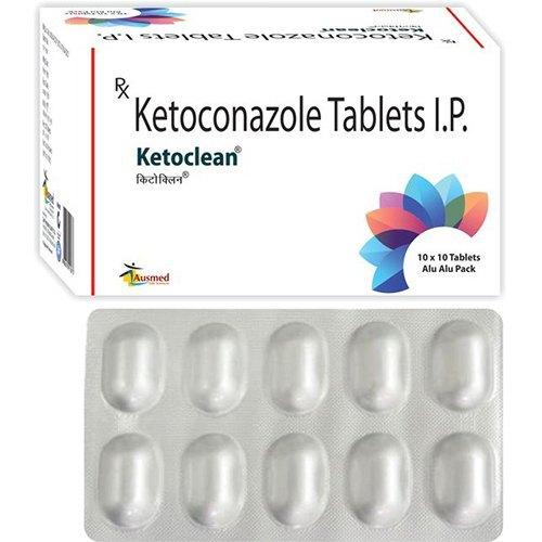 Ketoconazole I.P 200 mg/Ketoclean