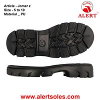 Pu Sole For Shoe