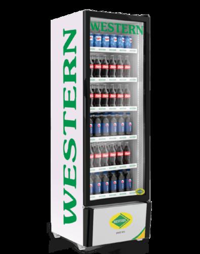 453 Ltr Western Visi Cooler