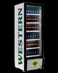 Western Visi Cooler - SRC500GL (453 Ltr.)