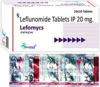 Leflunomide IP 20mg./LEFOMYCS 20
