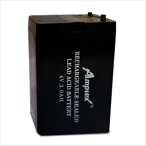SMF Industrial Battery 4V2.0