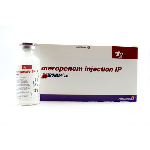 Meronem 1gm Injection