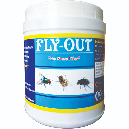 Fly-Out No More Flies
