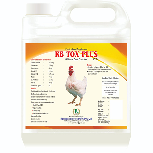 Rb-tox Plus Ultimate Care For Liver