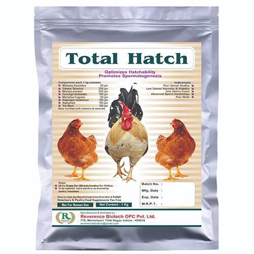 Total Hatch Optimizes Hatchability 1kg