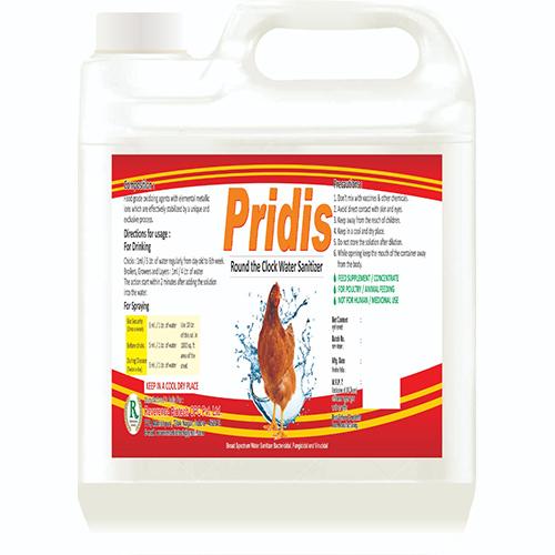 Pridis Round The Clock Water Sanitizer