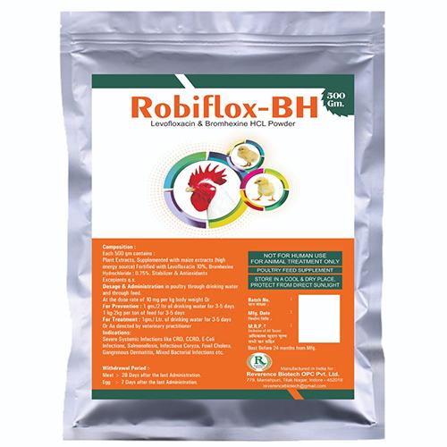 Robiflox-bh Hcl Powder