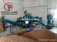Groundnut Oil Mill Plant