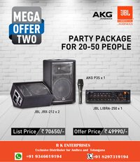 JBL PARTY PACK