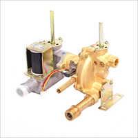 Gas Water Heater Valves