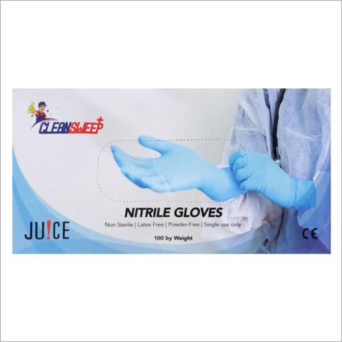 100 Pcs Nitrile Hand Gloves