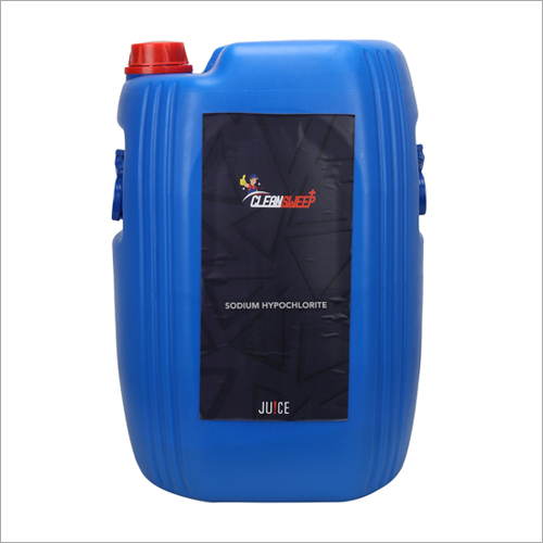 50 Ltr Sodium Hypochlorite Surface Disinfect Cleaning Chemical