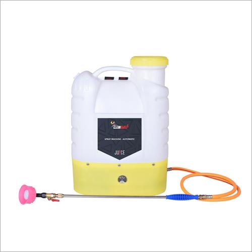 Manual Spray Machine