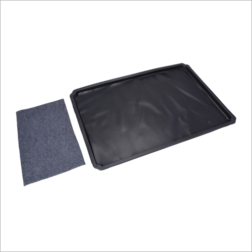 Shoe Sanitizing Safety Mat