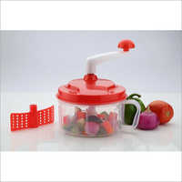 Plastic Manual Vegetable Chopper