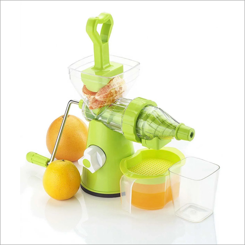 Plastic Manual Juicer