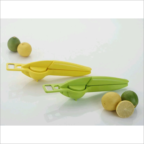 Lemon Plastic Squeezer