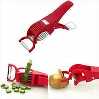Manual Vegetable Peeling Machine