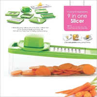 9 In One Fruit And Vegetable Slicer