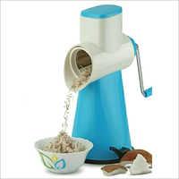 Coconut Shredder And Slicer Machine