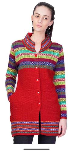 Womens Cardigan With Pockets