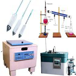 Fuel & Oil Testing Equipments