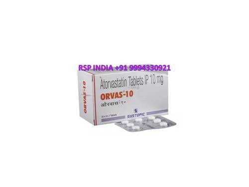 Orvas 10 Mg Tablets