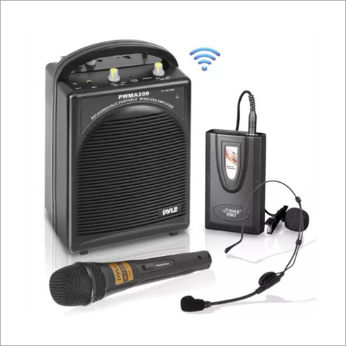 Outdoor Public Address System