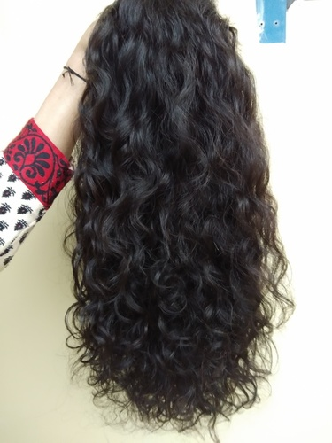 Front Lace Deep Curly Wig