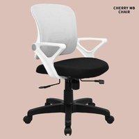 Mesh Chair Medium Back (Cherry)