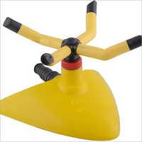 4 Ltr Yellow Coloured Plastic Garden Water Sprinkler