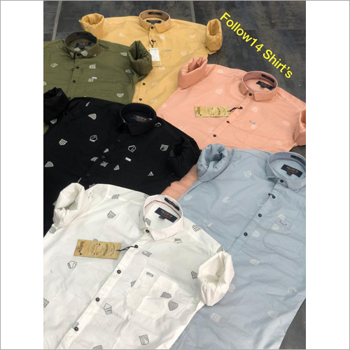 Mens Causal Shirts