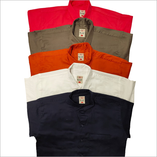 Mens Cotton Twill Shirts