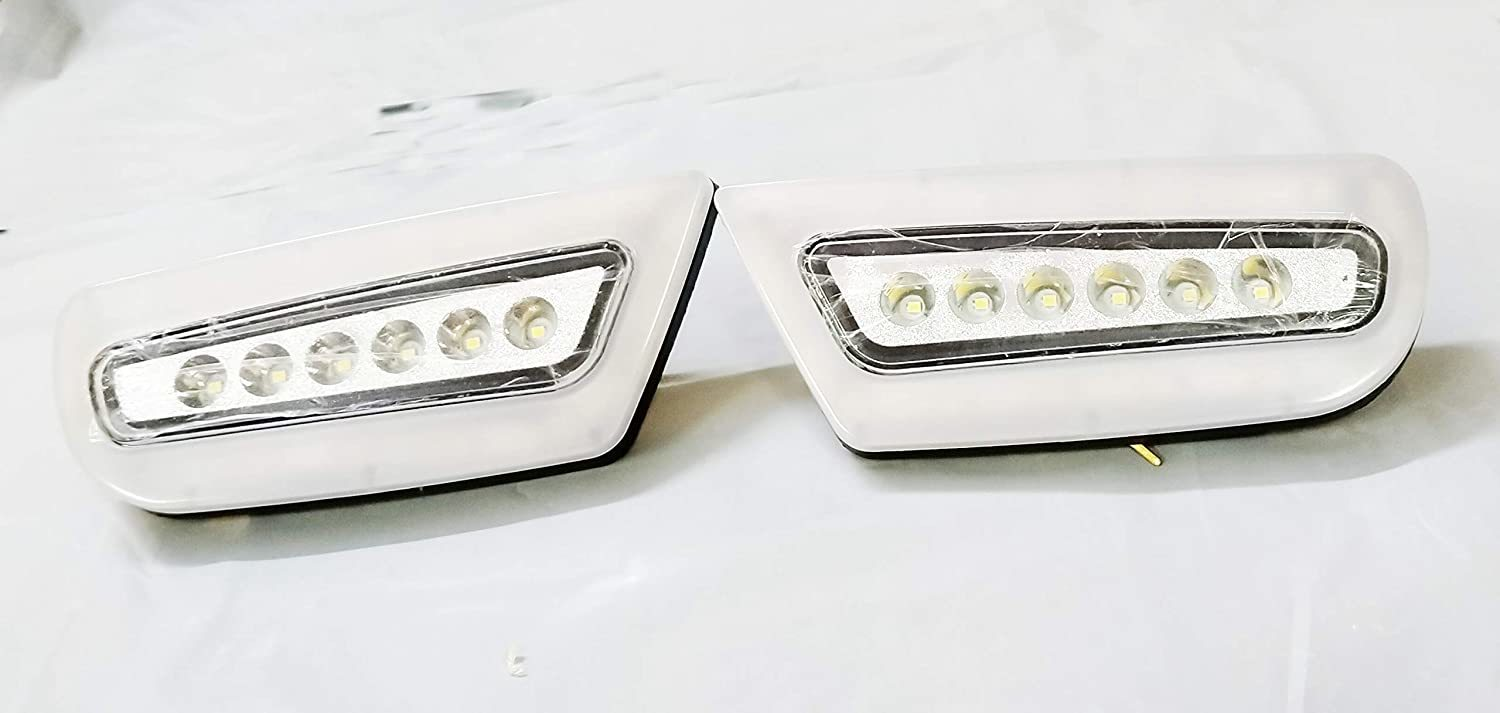 Car Led fog Light For New Maruti Suzuki S-Persso 2019 with DRL Day Running Light