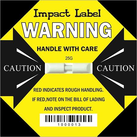 Impact Label 25G