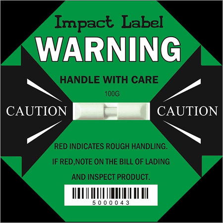 Impact Label 100G