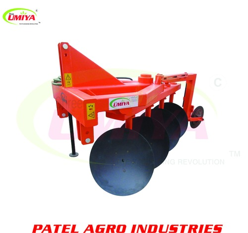 URDP H-70 Hydraulic Reversible Disc Plough