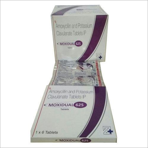Amoxicillin And Potassium Clavulanate Tablet IP