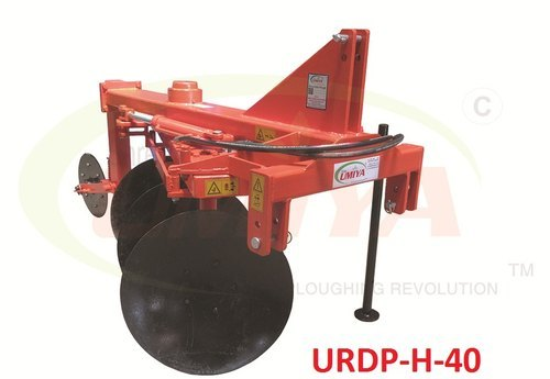 URDP H-40 Hydraulic Reversible Disc Plough REQUEST CALLBACK