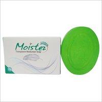 MOISTEZ Transparent Moisturiser Soap