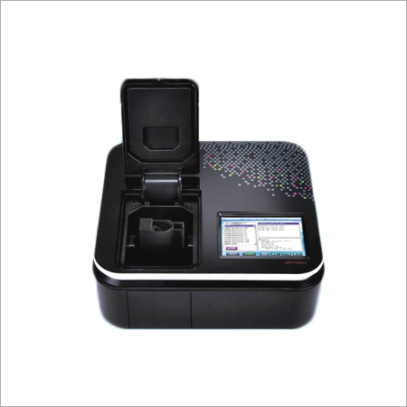 Qvis 5000H UV Spectrophotometer Water Quality Analyzer