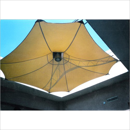 Tensile Wire Roof Structure