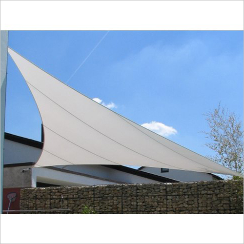 Tensile Pool Fabric Structure