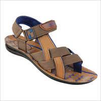 Kids PU Flat Sandals