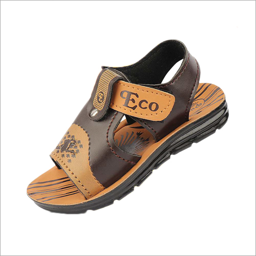 Kids PU Designer Sandals